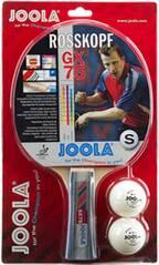 JOOLA Tischtennis-Schläger TT-BAT ROSSKOPF GX75