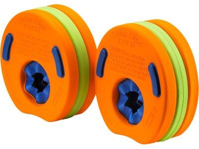 BECO Schwimmscheiben (6er-Set) Orange
