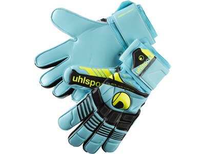 UHLSPORT Herren Handschuhe ELIMINATOR SUPERSOFT Blau