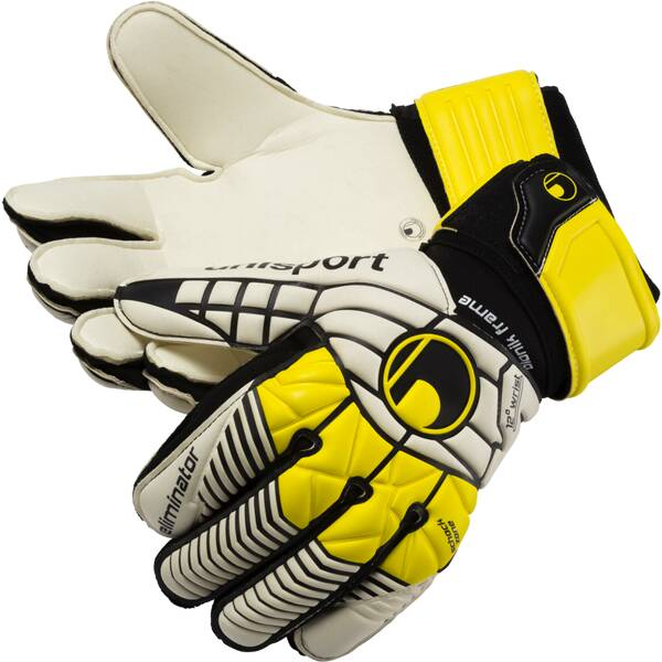 UHLSPORT Herren Torwarthandschuhe ELIMINATOR SUPERSOFT BIONIK