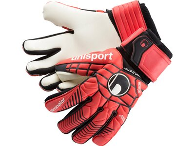 UHLSPORT Herren Handschuhe Eliminator HN Soft SF+ Rot