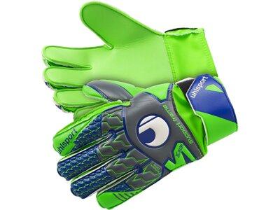UHLSPORT Handschuhe SOFT SF JUNIOR Grau