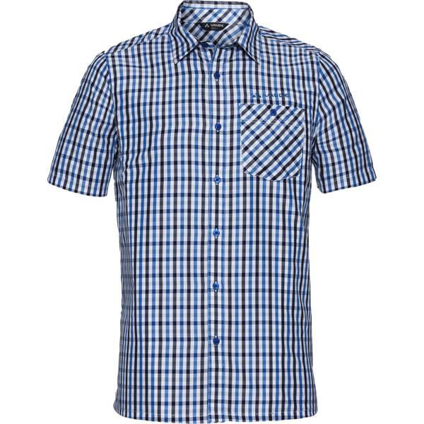 VAUDE Herren Hemd Men's Albsteig Shirt Blau