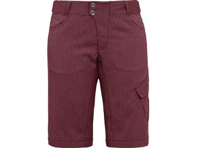 VAUDE Damen Shorts WO TREMALZO SHORTS Rot