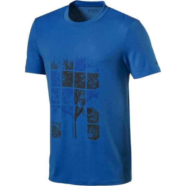 VAUDE Herren Shirt Herren T-Shirt Kulam Print