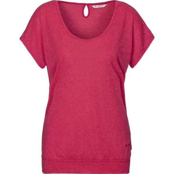 VAUDE Damen T-Shirt Skomer II
