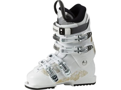 SALOMON Damen Skistiefel Ski-Stiefel Charm XX Lady Weiß