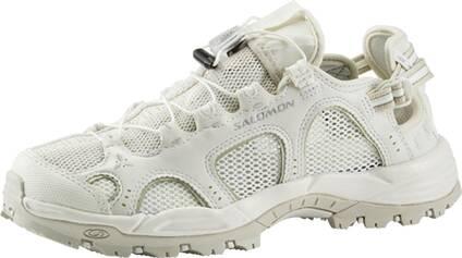 SALOMON Damen Trekkingsandale Schuhe TECHAMPHIBIAN 3 W CANE/CANE/Light