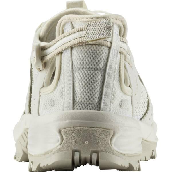 28b0e8b5e35 SALOMON Damen Trekkingsandale Schuhe TECHAMPHIBIAN 3 W CANE/CANE/Light Weiß