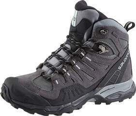 SALOMON Damen Trekkingstiefel CONQUEST GTX® W PEARL GREY/CLD/BL