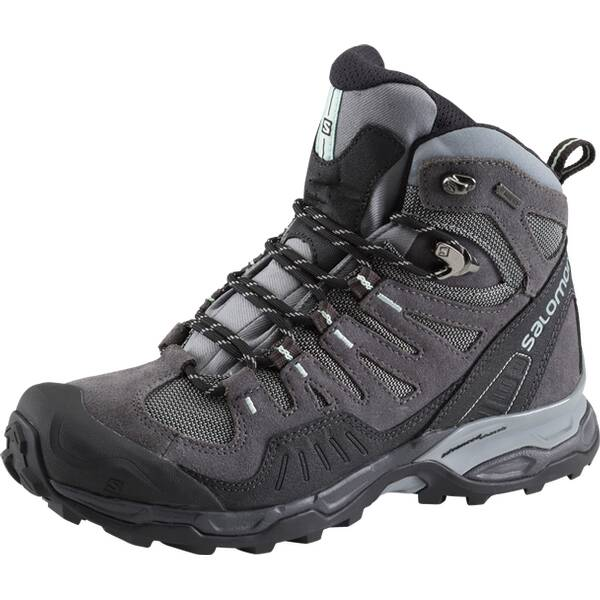 SALOMON Damen Trekkingstiefel CONQUEST GTX® W PEARL GREY/CLD/BL