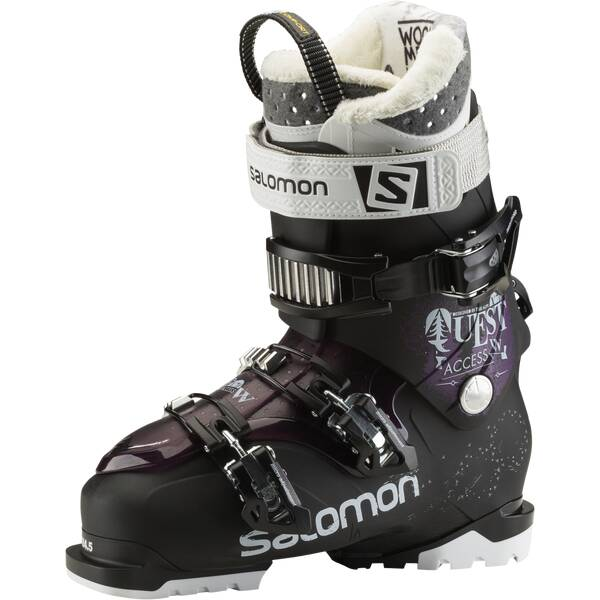 SALOMON Damen Skistiefel QUEST ACCESS X70 W