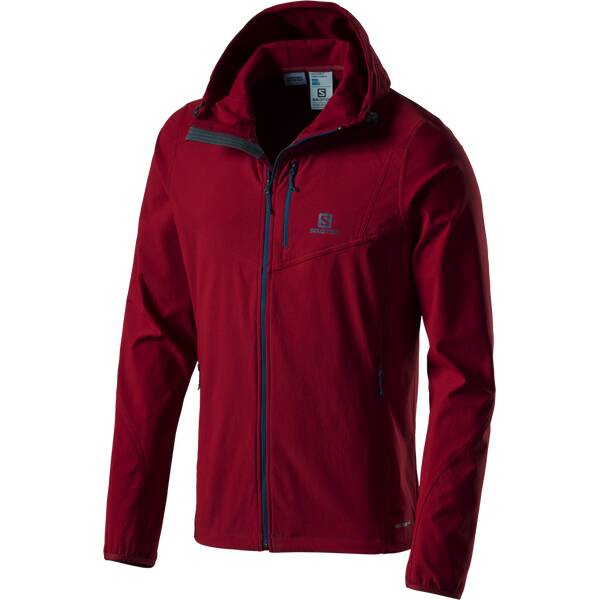 SALOMON Herren Softshelljacke Adventure