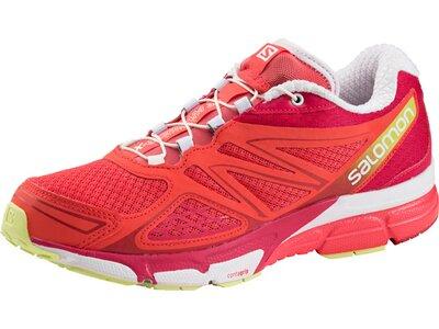 SALOMON Damen Laufschuhe X-SCREAM 3D Rot