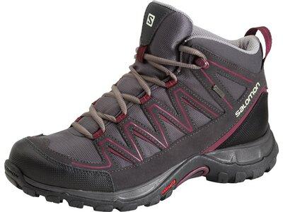 SALOMON Damen Trekkingstiefel Schuhe HICKORY MID GTX(r) W+ Grau