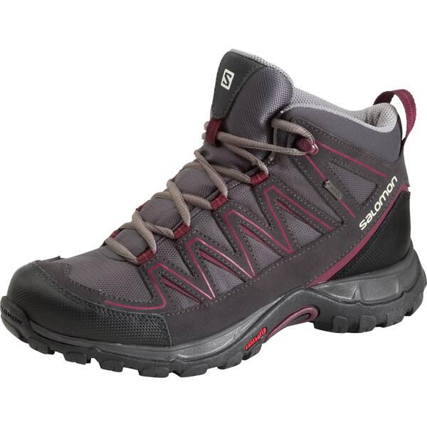 SALOMON Damen Trekkingstiefel Schuhe HICKORY MID GTX(r) W+
