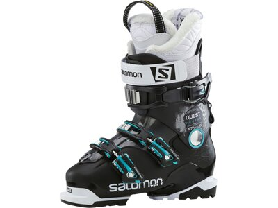 SALOMON Damen Skistiefel QUEST ACCESS X70 W Schwarz