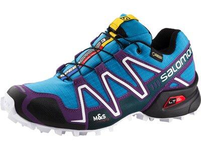 SALOMON Damen Trailrunningschuhe Speedcross 3 GTX Blau