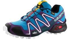 Vorschau: SALOMON Damen Trailrunningschuhe Speedcross 3 GTX
