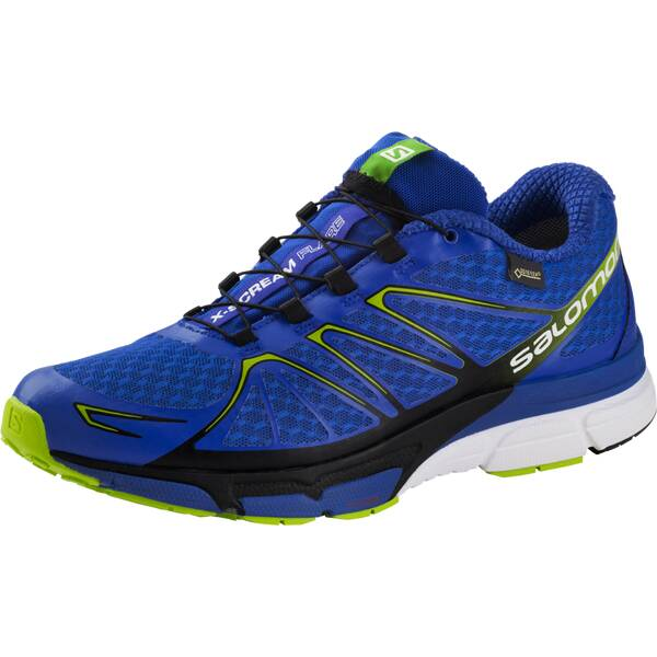 SALOMON Herren Laufschuhe X-Scream Flare Blau