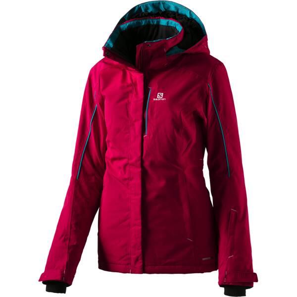 UK Verfügbarkeit hübsch und bunt Temperament Schuhe SALOMON Damen Skijacke Strike