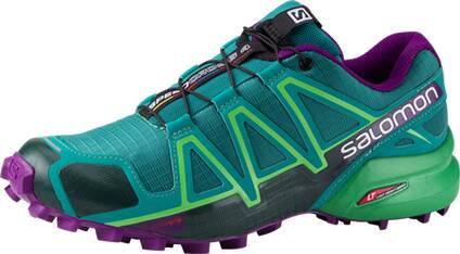 SALOMON Damen Trailrunningschuhe SPEEDCROSS 4 W