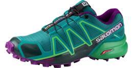 Vorschau: SALOMON Damen Trailrunningschuhe SPEEDCROSS 4 W