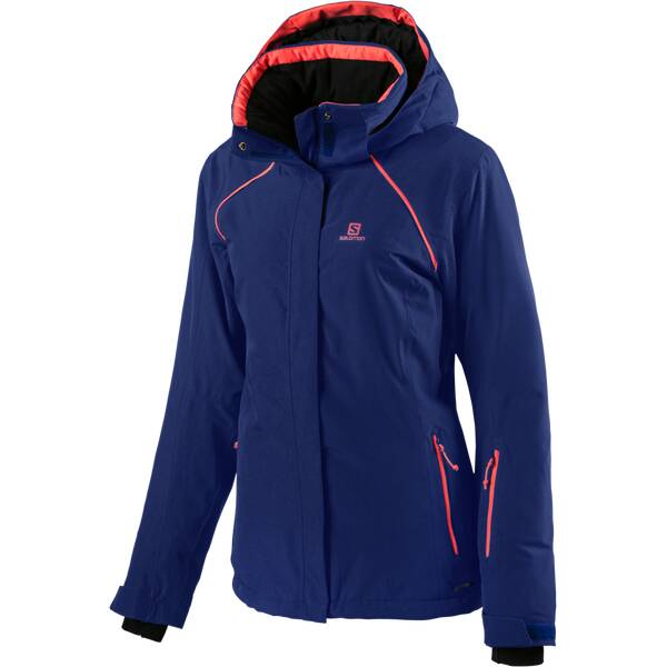 Salomon Jacket Salomon Strike Skijacke Damen Skijacke Strike Salomon Skijacke Damen Damen Jacket Strike VzMqUpSG