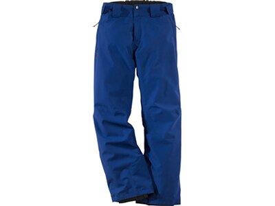 SALOMON Herren Skihose Strike Pant Blau