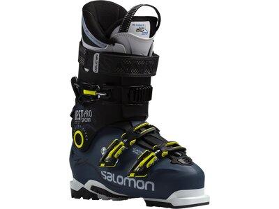 SALOMON Herren Skistiefel Quest Pro CS 100 Blau