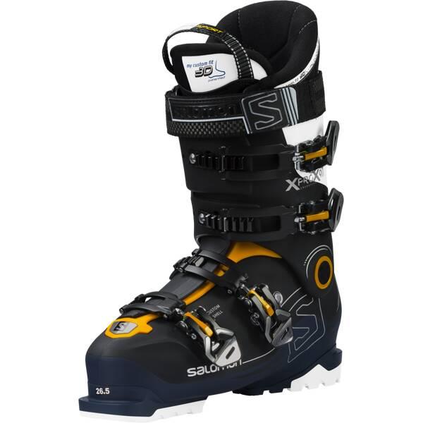 SALOMON Herren Skischuhe X Pro X 90 CS Schwarz