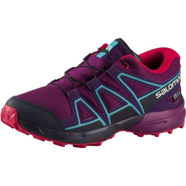 SALOMON Kinder Laufschuhe Speedcross Cswp J