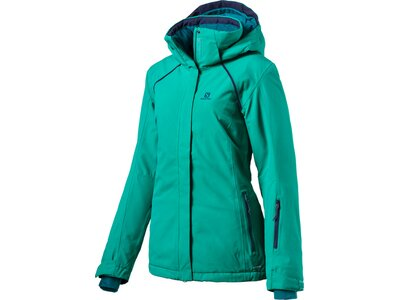 SALOMON Damen Funktionsjacke STRIKE JKT W Blau