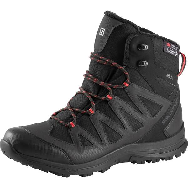 SALOMON Damen Winterstiefel WOODSEN TS CSWP W