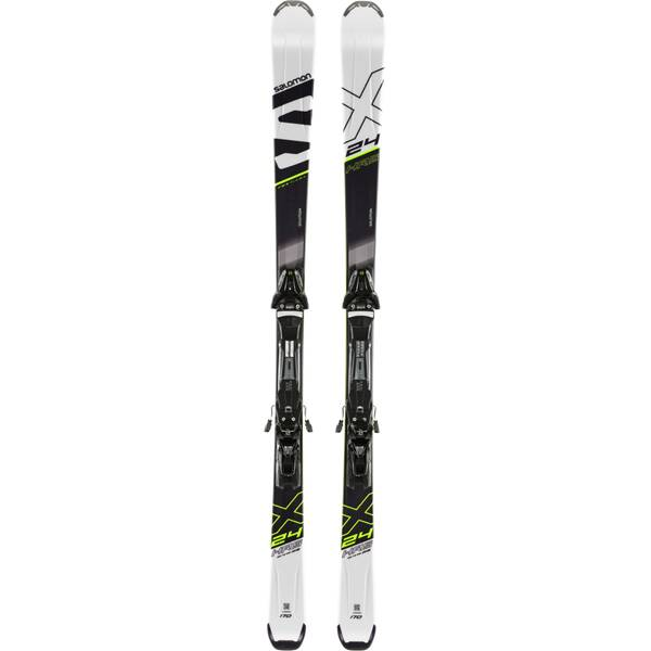 SALOMON Herren All-Mountain Ski 24 HOURS MAX + Z12 Walk