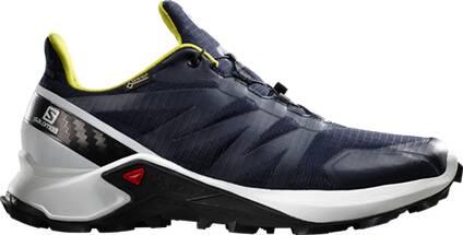 SALOMON Herren Schuhe SUPERCROSS GTX Navy B