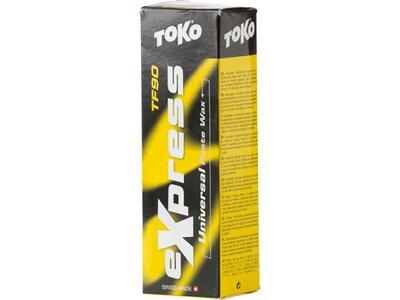TOKO Express TF90 Paste Wax Weiß
