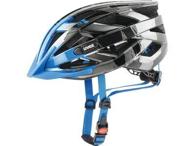 Uvex i-vo c Fahrradhelm Silber