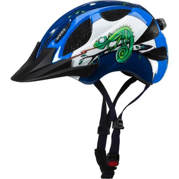 UVEX Kinder Helm Hero Grau