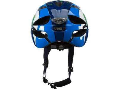 UVEX Kinder Helm Hero Grau