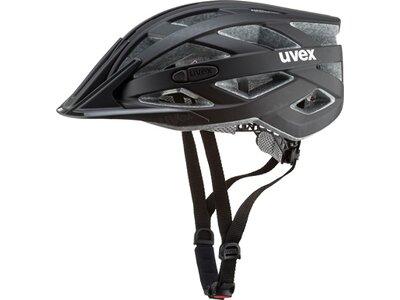 """UVEX Fahrradhelm """"uvex i-vo cc"""" Schwarz"""