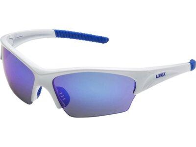Uvex Sportbrille Sunsation Grau