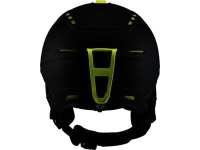 UVEX Herren Helm P1US PRO Schwarz