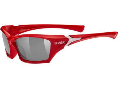 UVEX Kinder Brille SPORTSTYLE 501 Rot