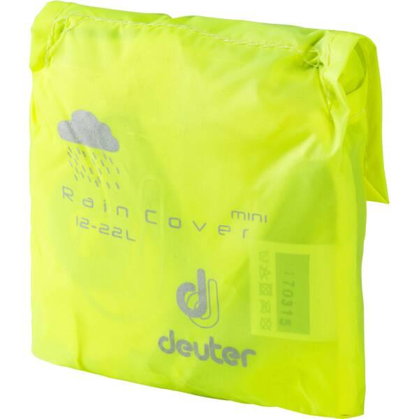 DEUTER Regenschutz Raincover Mini