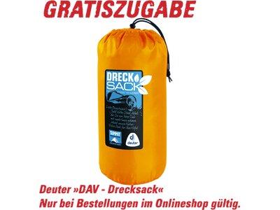 DEUTER Trekking-RucksackAlpamayo 60+10 Rot