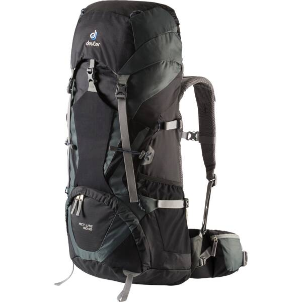 DEUTER Trekkingrucksack ACT Lite 50 + 10