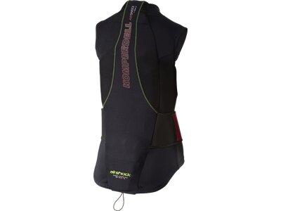 KOMPERDELL Schoner Rückenprotektor Airshock Vest Woman'13 Schwarz