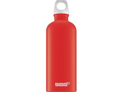 SIGG Trinkbehälter Lucid Scarlet Touch Rot