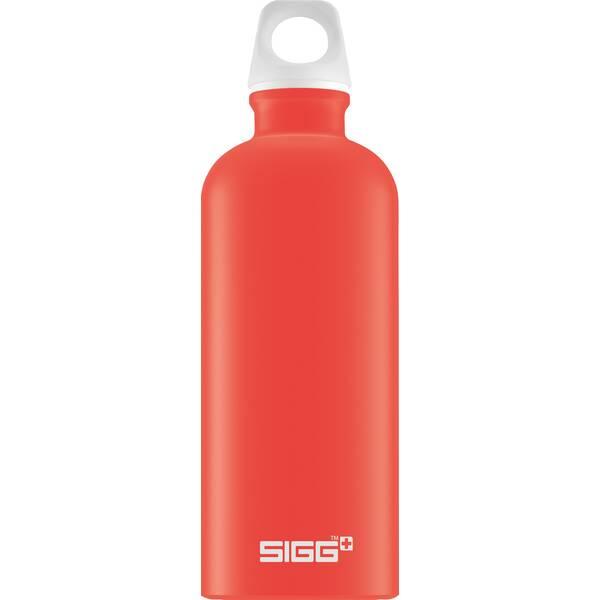 SIGG Trinkbehälter Lucid Scarlet Touch